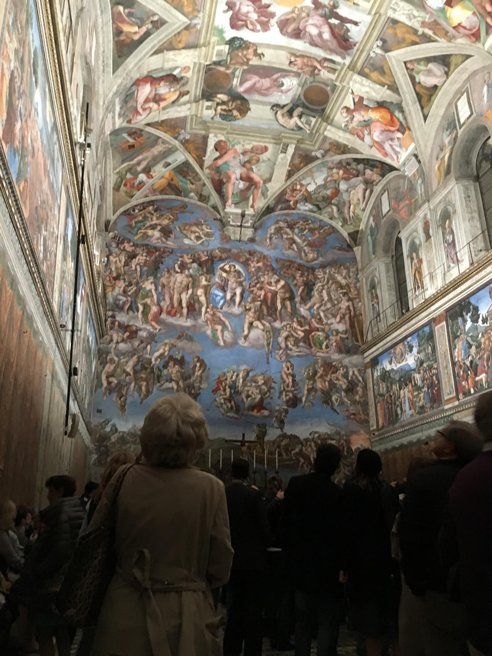 Touring the Vatican at Night with LivItaly Tours