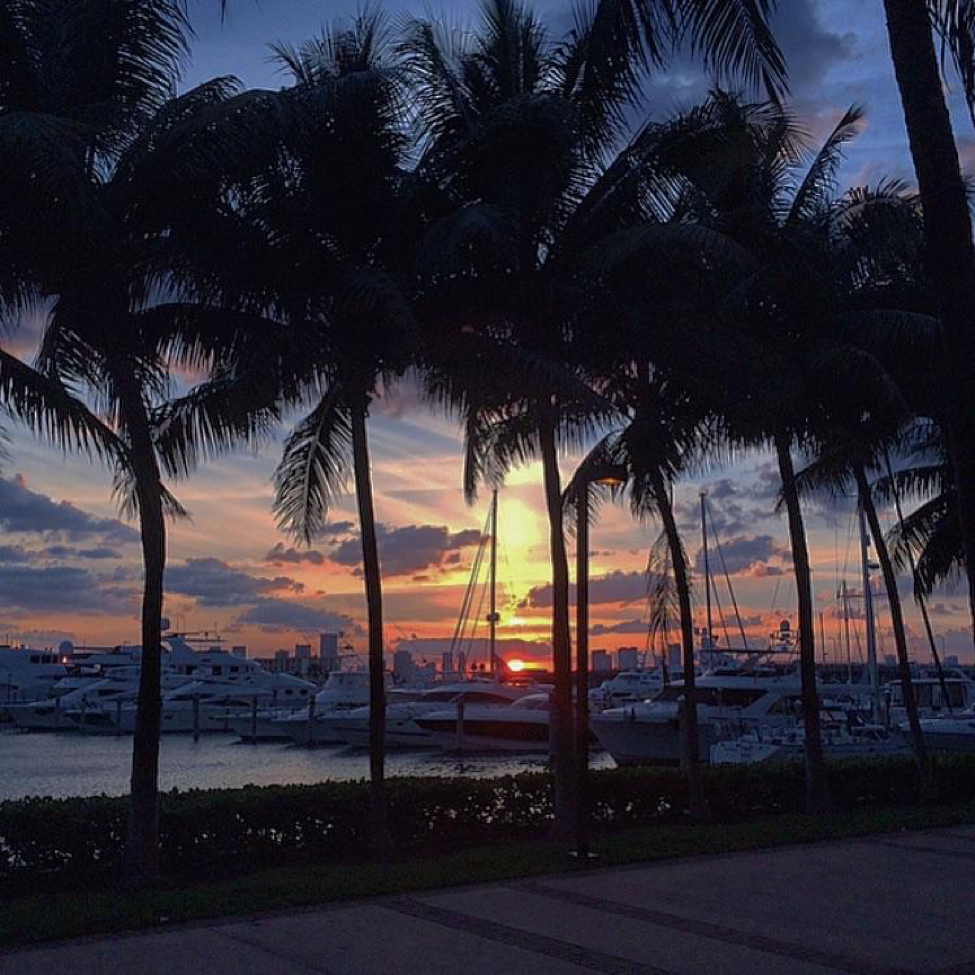 Best Place To Watch Sunset In Miami Beach