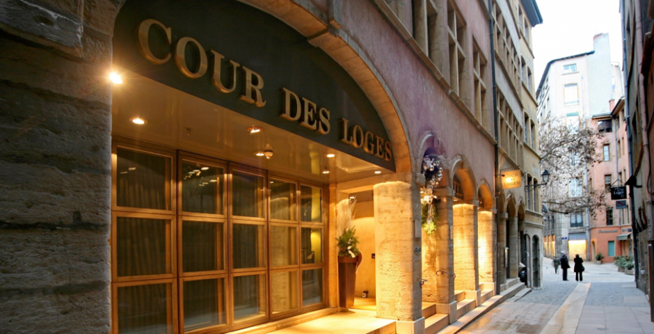 Hotel Review: Renaissance Style and Modern Luxury in Lyon, France at Cour des Loges