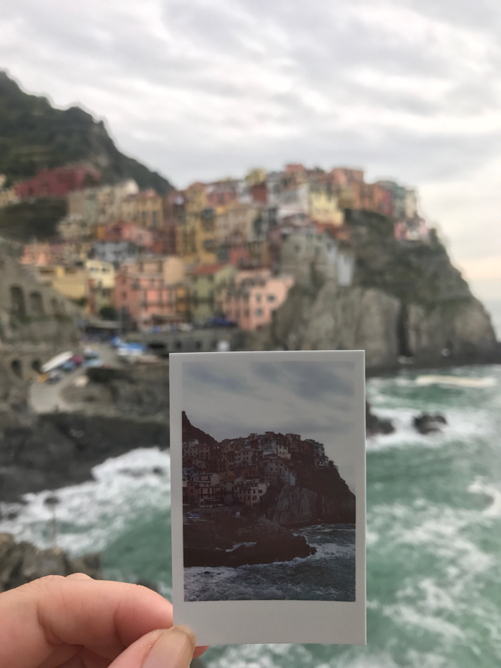 Traveling Italy with Polaroid - Get Lost With Jackie