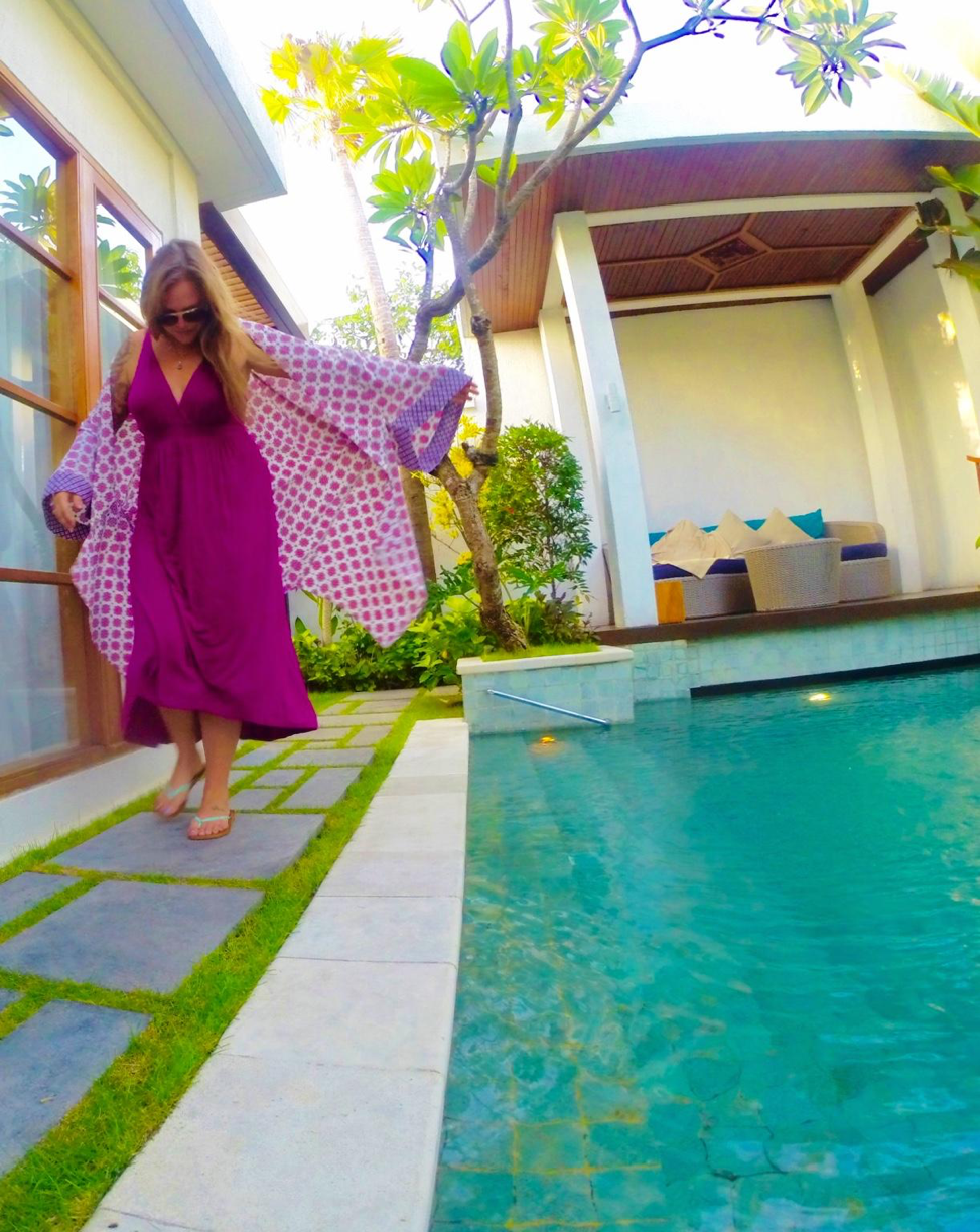 Checking in The Samaya Seminyak, Bali, Indonesia - Get Lost With Jackie