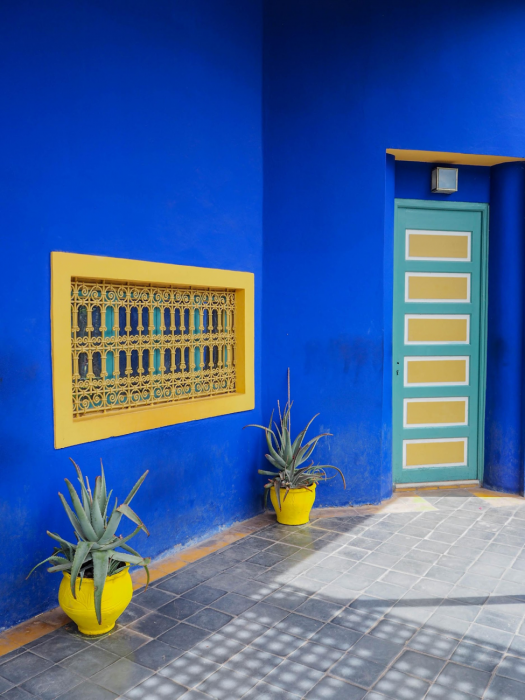 20 Beautiful Moroccan Doors - Get Lost With Jackie