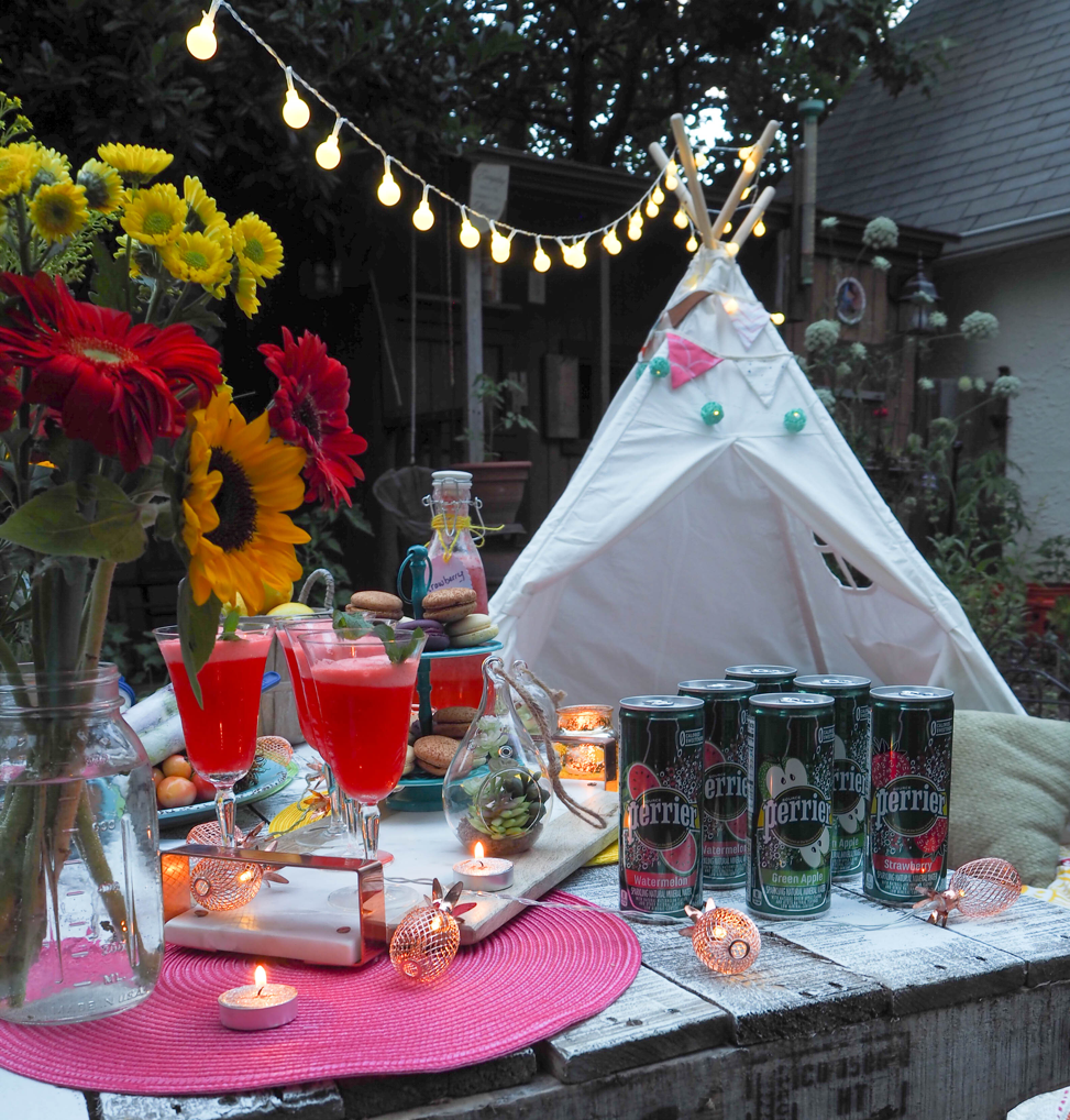 Summer Picnic Soiree with Perrier - Get Lost With Jackiea