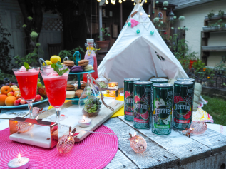 Summer Picnic Soiree with Perrier - Get Lost With Jackie