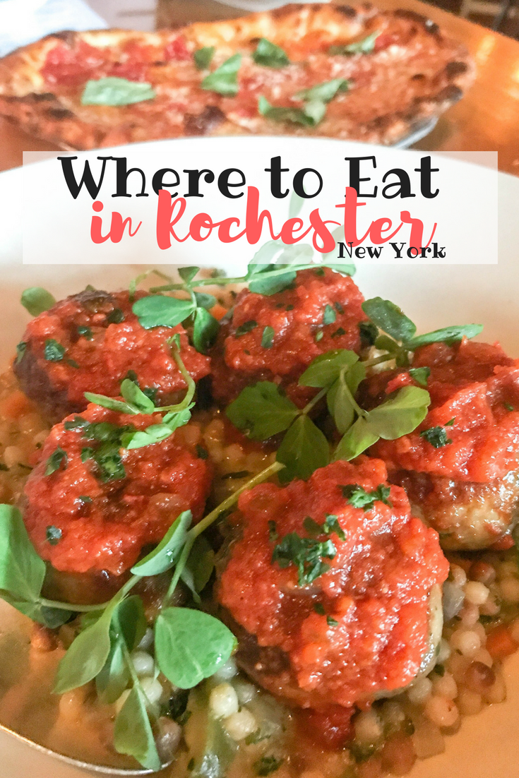 Where to Eat in Rochester - Get Lost With Jackie
