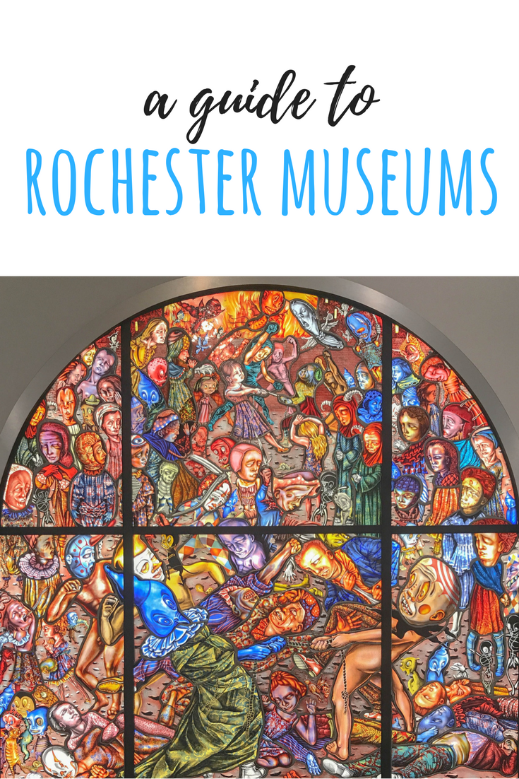 From Warhol to Sesame Street: Why Rochester's Museum Scene Can't Be Missed - Get Lost With Jackie