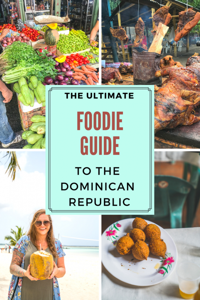 From foods to try to foodie experiences you have to have this foodie's guide to the Dominican Republic will have you completely covered!