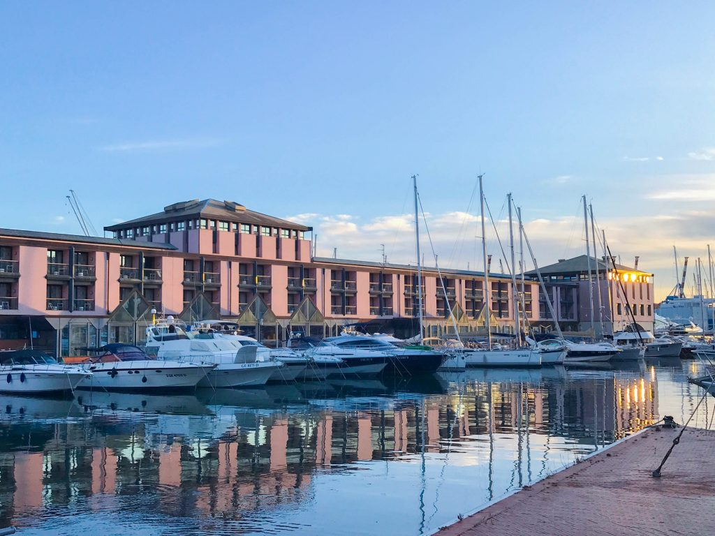 I wanted the luxury accommodations I look for when abroad and I couldn't have picked a more perfect place to base myself for Italian Riviera explorations than The NH Collection in Genova.
