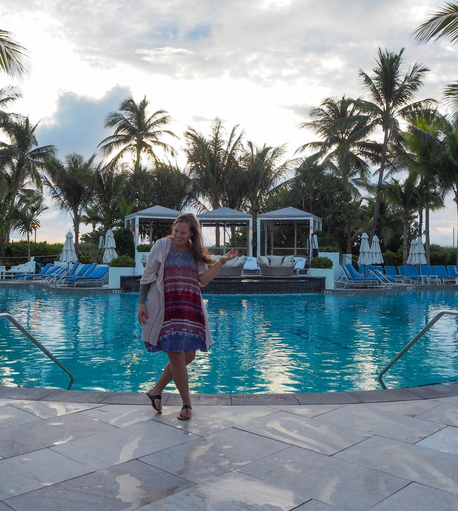 The Loews Miami Beach is more than a hotel but an art experience in itself