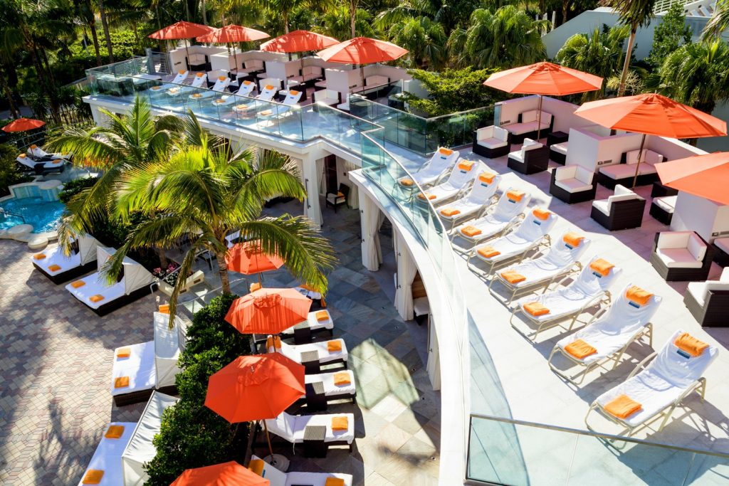 The Lowes Miami Beach is more than a hotel but an art experience in itself, from when you first ch