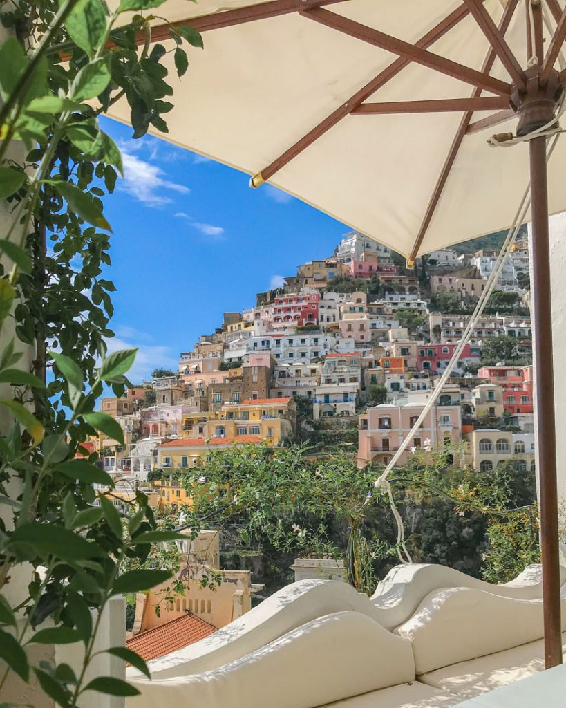 Five Day Amalfi Itinerary